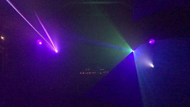 Sound and Lights test: Boiler Room - Västerås @bokaljud.nu